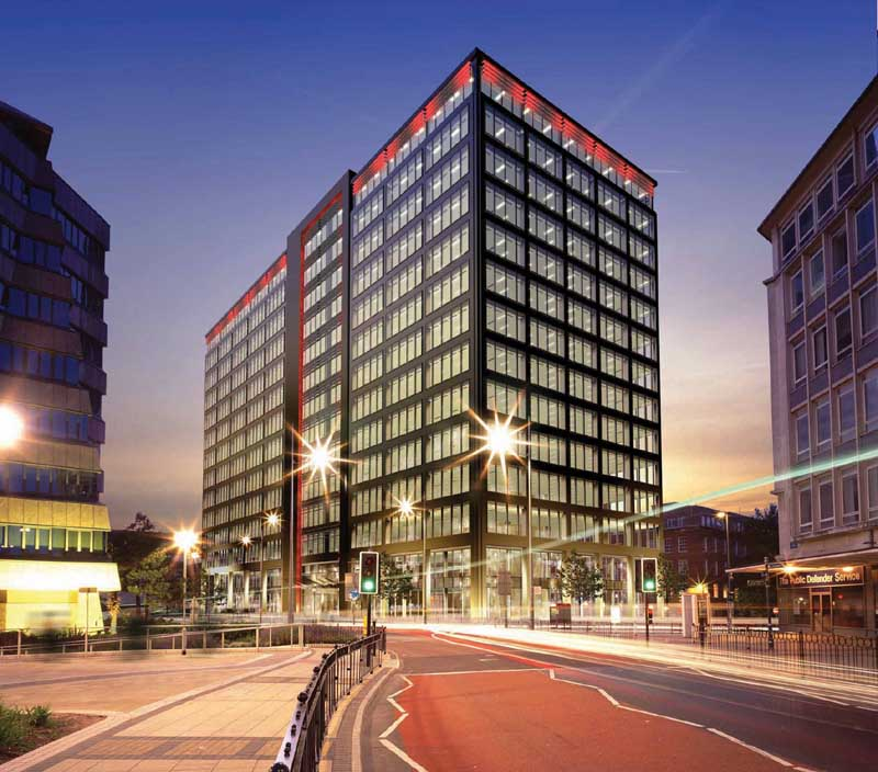 Colmore Plaza Birmingham: West Midlands Office