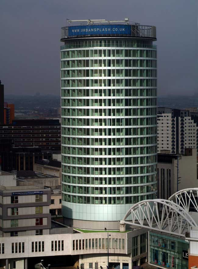 The Rotunda Birmingham Bull Ring E Architect