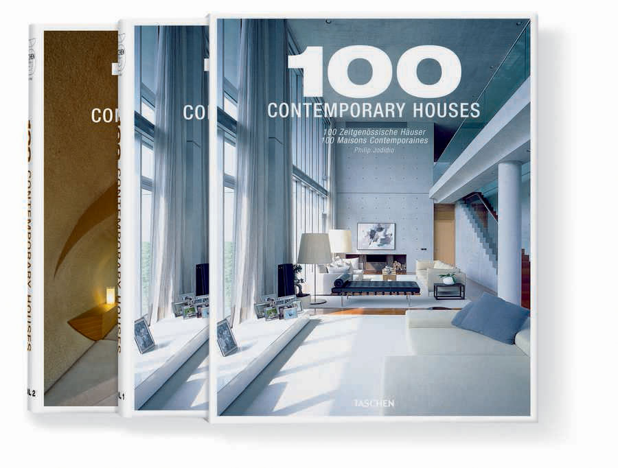 100 Contemporary Houses Taschen Architecture Book E