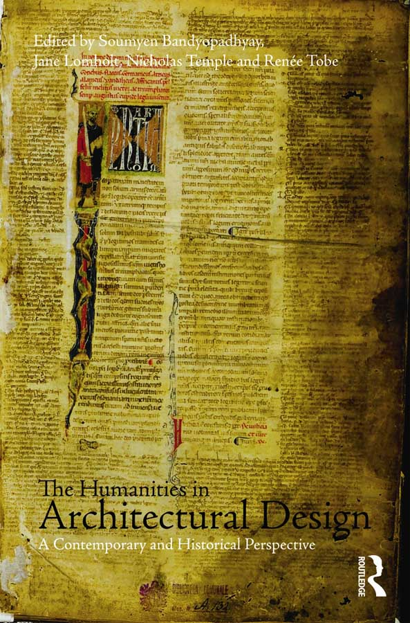 The Humanities in Architectural Design Book earchitect