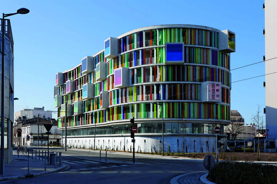 Arc En Ciel New Bordeaux Building E Architect