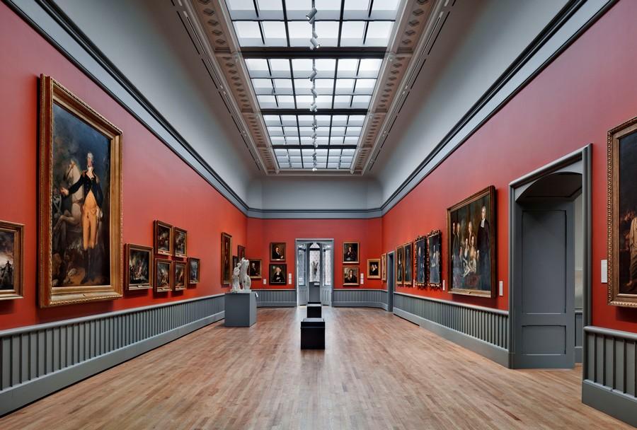 Yale University Art Gallery, New Haven Building - e-architect