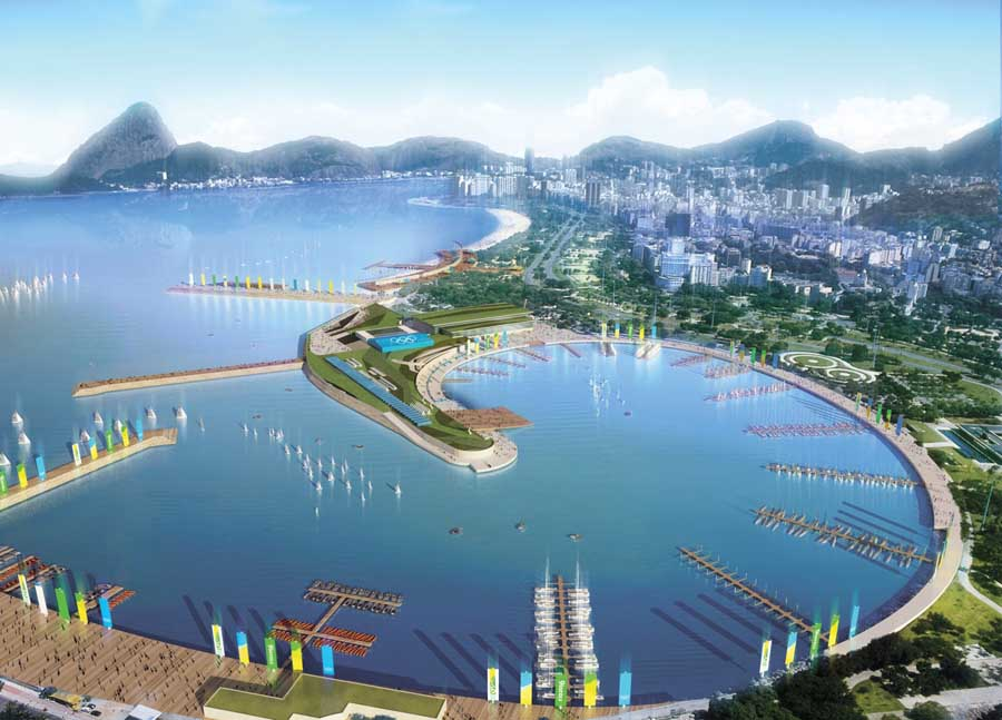 Rio Olympic Port, Brazilian Architecture Competition  earchitect