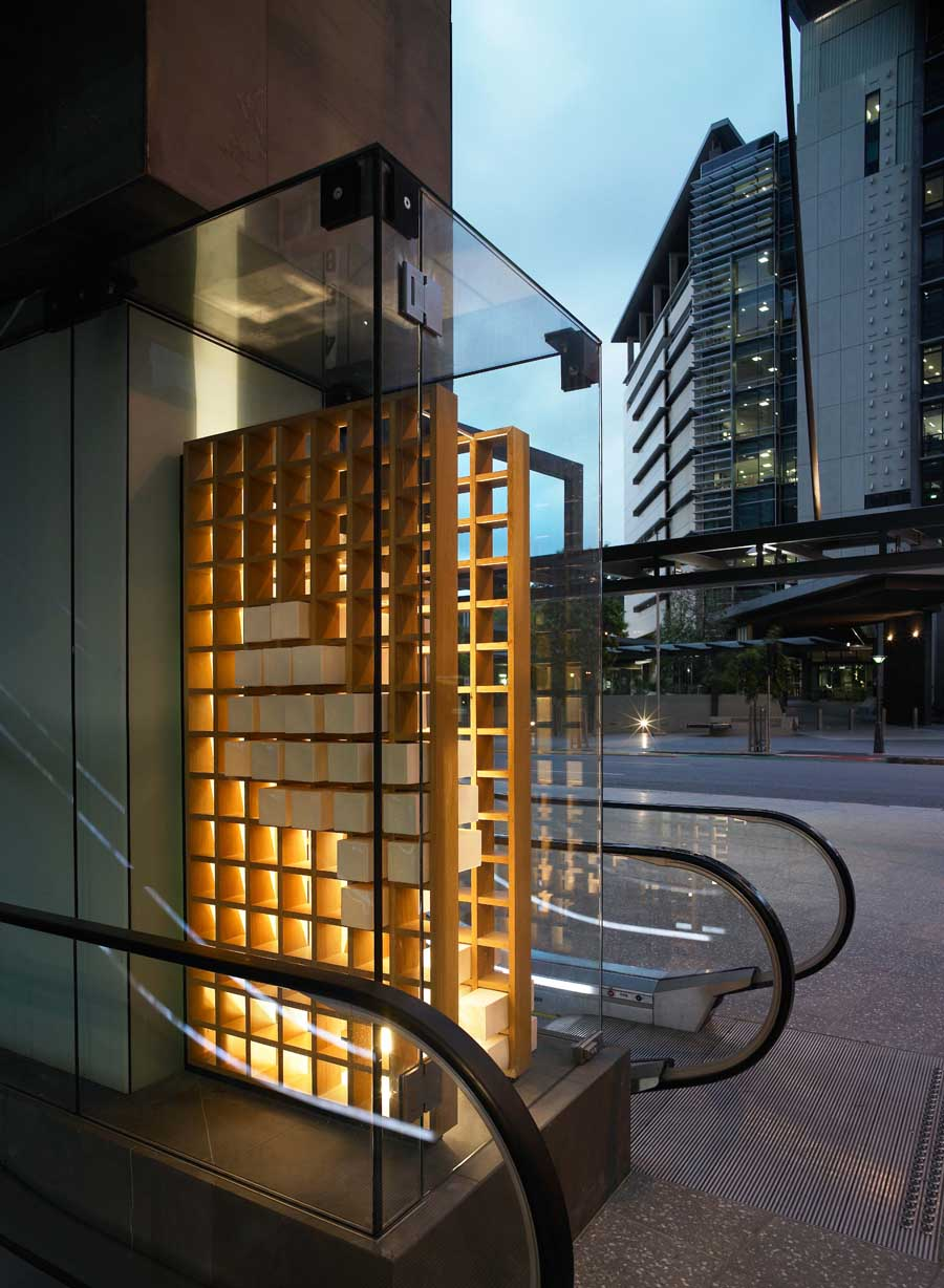 400 George Street Brisbane Office Building E Architect