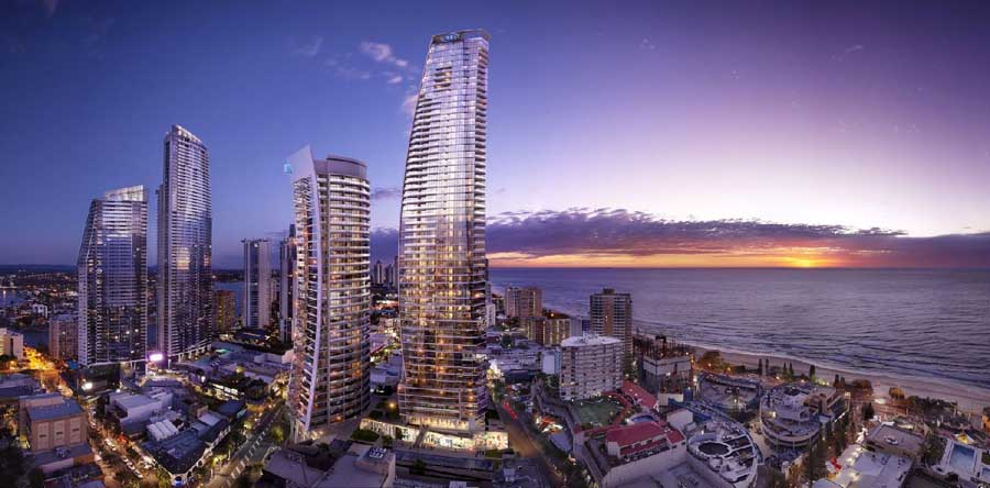 Hotels In Surfers Paradise On The Beach