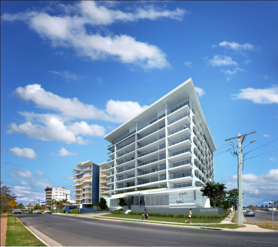 Southbank on Victoria, Rockhampton, Queensland - e-architect