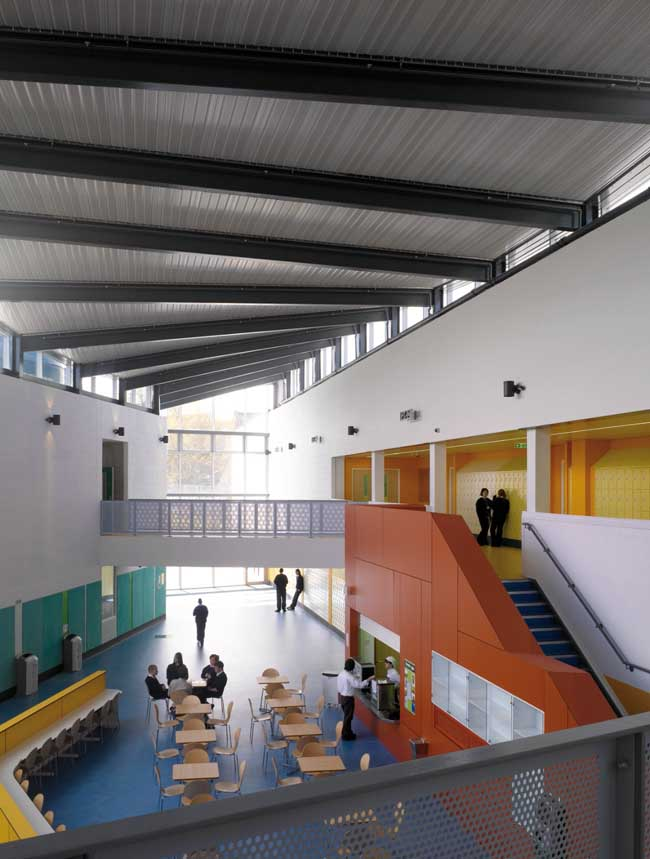 Wilkinson eyre architects london e architect for Metropolitan school of interior design
