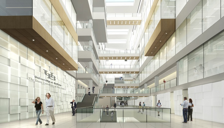 University At Buffalo School Of Medicine And Biomedical Sciences E Architect