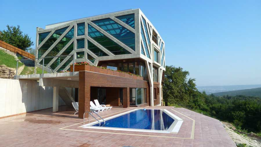 Priboi House Bulgarian Residence E Architect