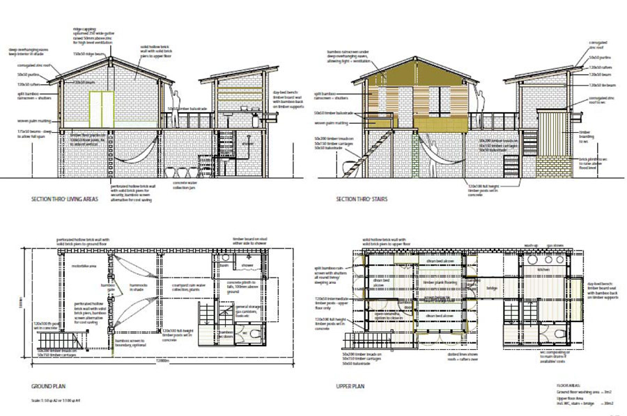 Architecture House Competition cambodian housing design competition - e-architect