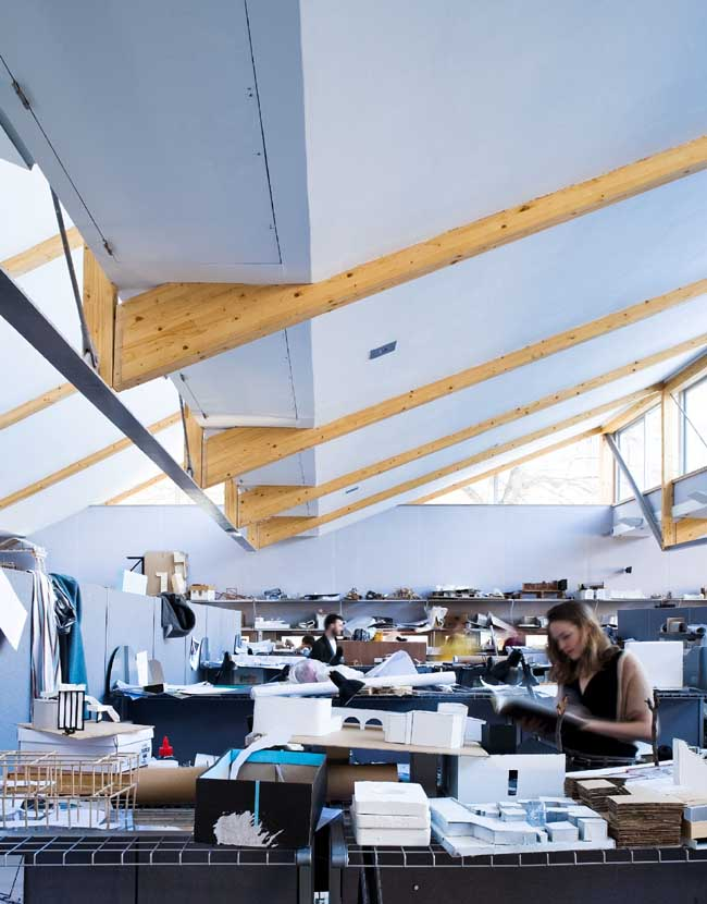 Cambridge School Of Architecture Department Of