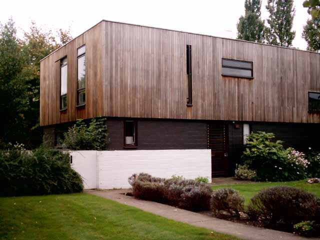 Modern Architecture Uk modern houses - modernist homes - e-architect