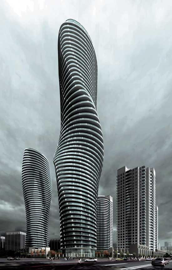 Marilyn Monroe Skyscraper – Tall Building by MAD, North America