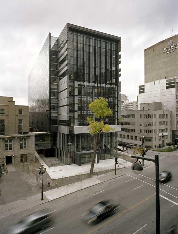 Mcgill University Schulich School Of Music Building E