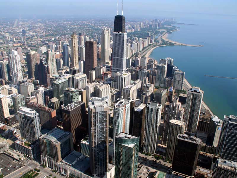 chicago architecture tours - e-architect