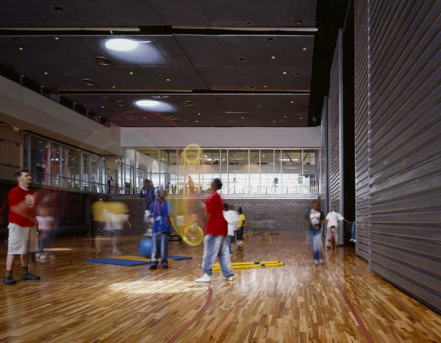 Gary Comer Youth Center Chicago John Ronan Architects
