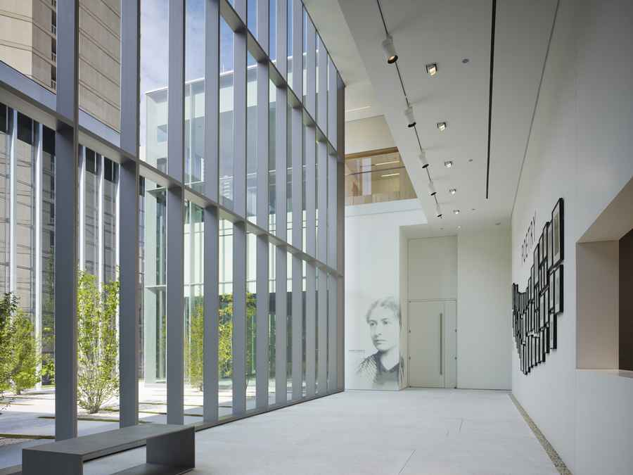 Poetry Foundation Chicago John Ronan Architects E Architect