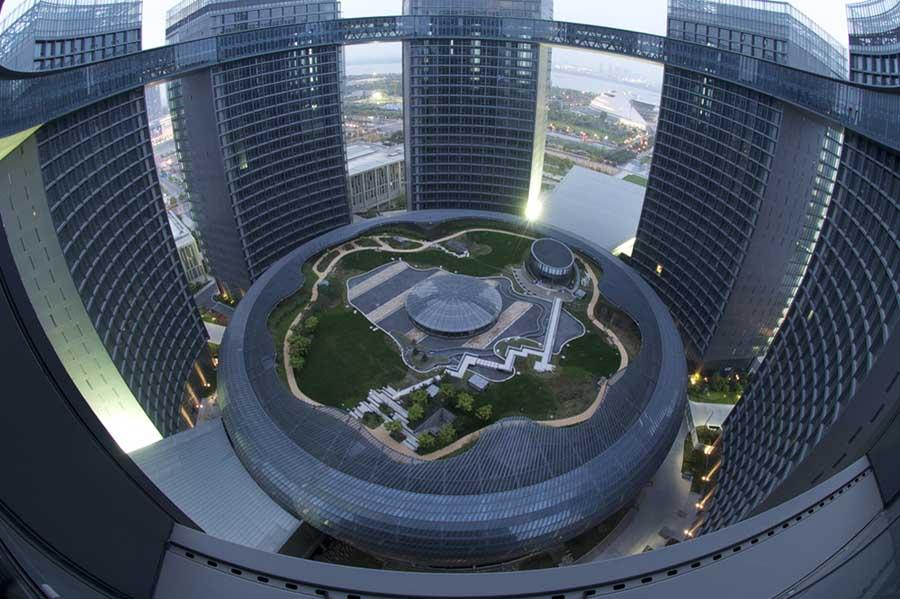 Starlight place shopping mall chongqing chinese shopping - Hangzhou congress center ...