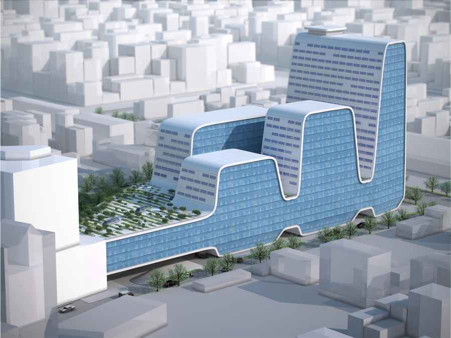 Dalian Medical University Hospital Jinzhou New Area