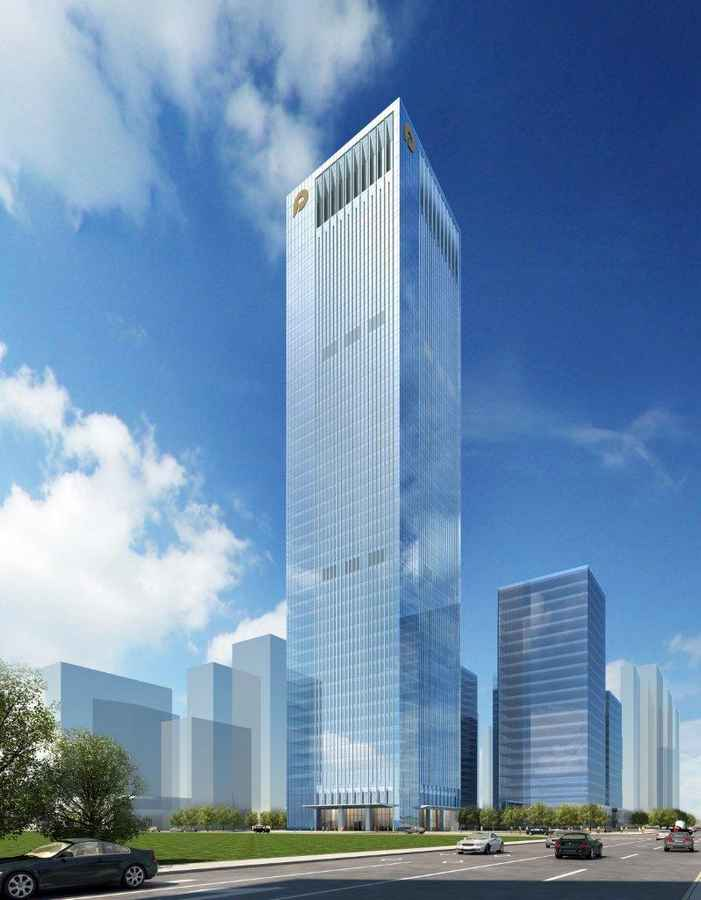 Chinese office buildings offices china e architect for Building designer