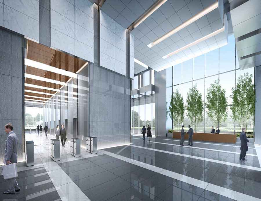 Poly Business Tower In Shunde Goettsch Partners China E