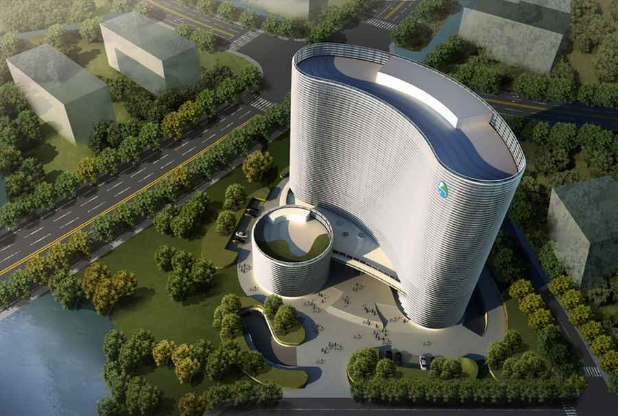 Taihu Science Amp Technology Industrial Park R Amp D Building