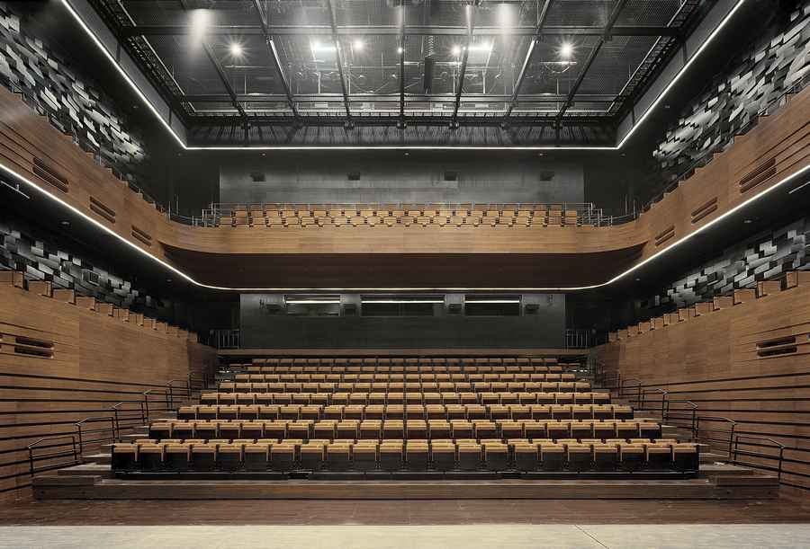 Wuxi Grand Theatre Finnish Design In China E Architect