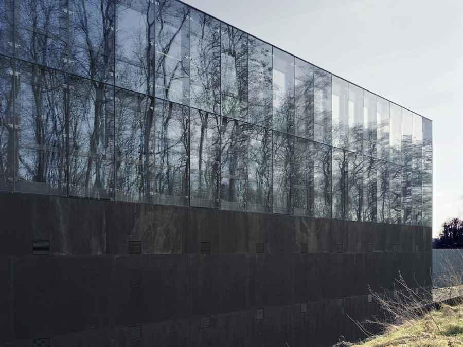 Ruhr museum essen neubau depot und verwaltung e architect for Das depot essen