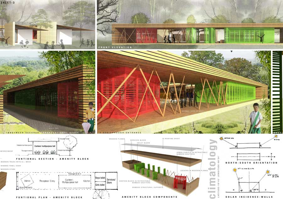 Building trust international competition e architect for Architecture house design competitions