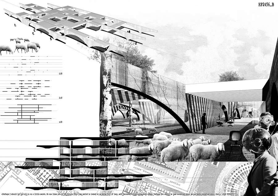 Opengap Competition INNATUR 5 Design Contest E architect