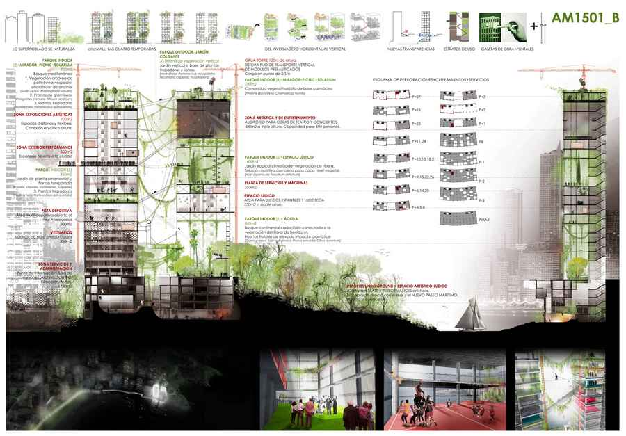 Innatur Architecture Competition E Architect