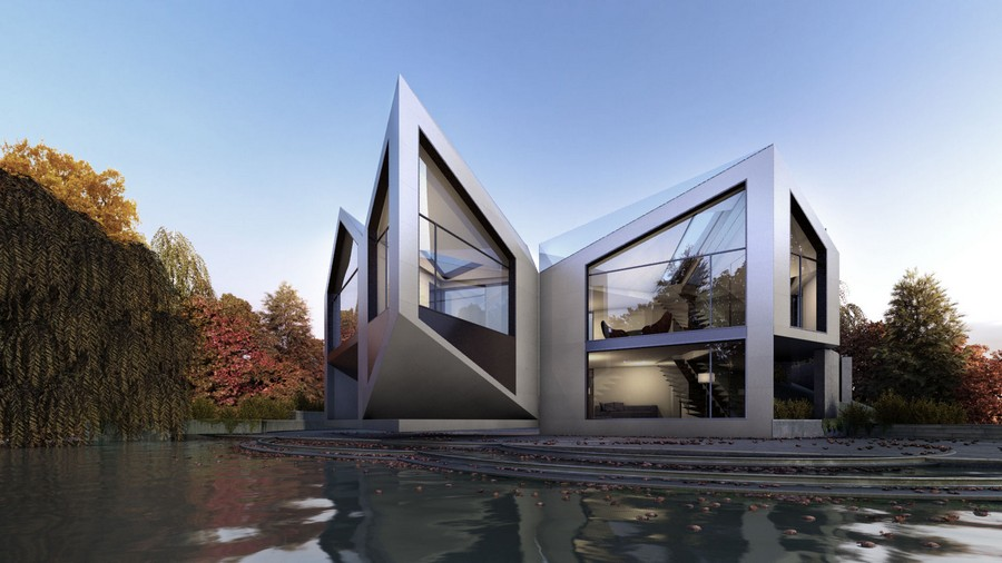 D Haus Residential Concept Design Anise Gallery London