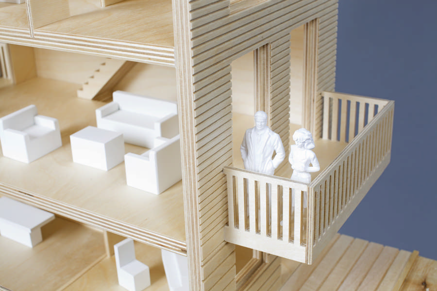 Doll S House Architecture E Architect