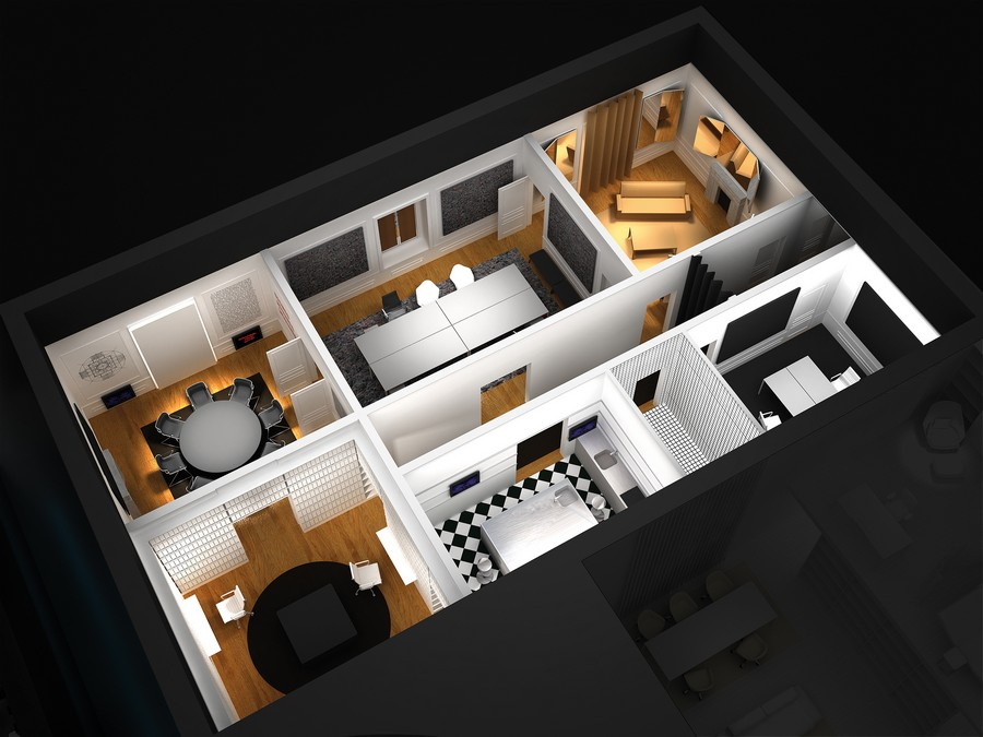 Office For Living Workplace Concept E Architect