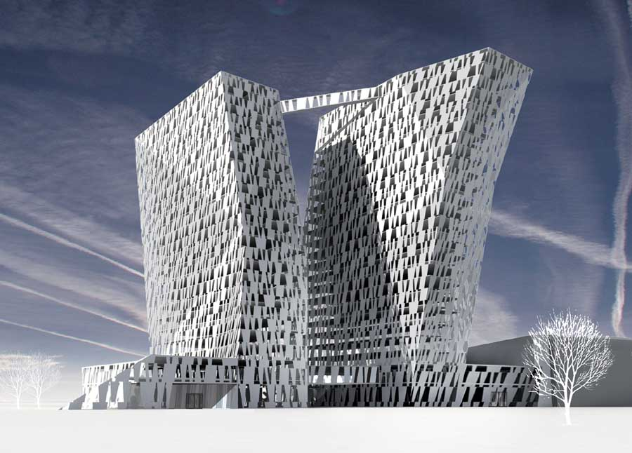 Hotel buildings images architecture e architect for Top design hotels copenhagen