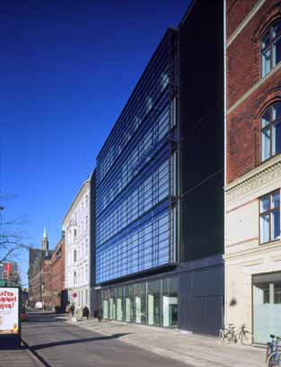 Danish Design Centre, DDC Copenhagen, Architect - e-architect