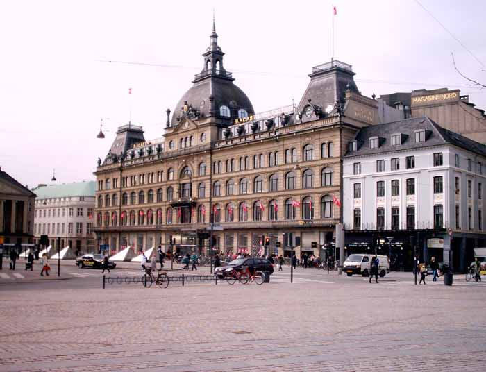 kongens nytorv copenhagen architecture buildings e architect. Black Bedroom Furniture Sets. Home Design Ideas