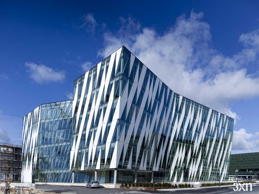 saxo bank building copenhagen denmark e architect
