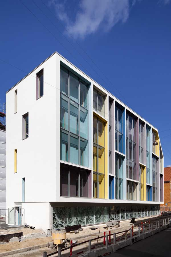 School architecture education buildings e architect for Colleges that have architecture