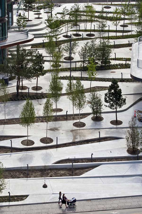 Landscape architecture garden design e architect for Urban garden design