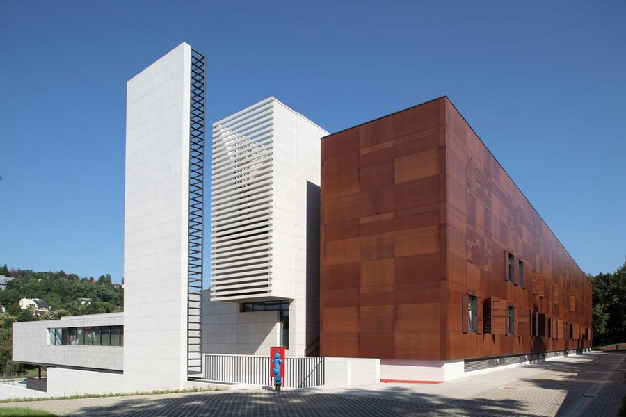Croatian Bishops Conference Building E Architect