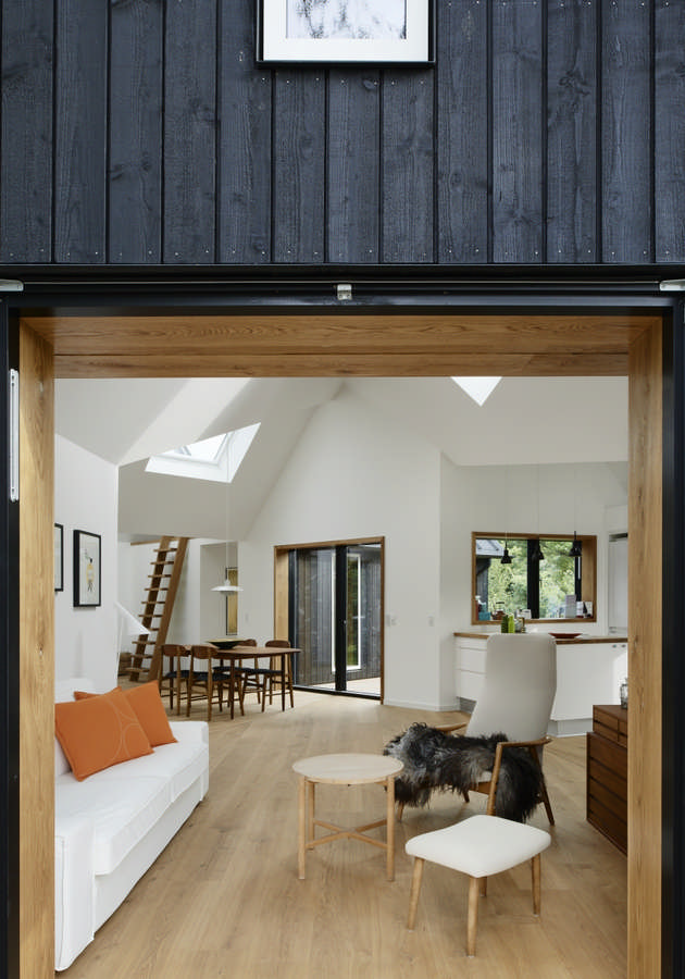 Danish Summer House New Home In Denmark E Architect