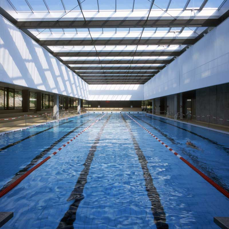 Kildeskovshallen Gentofte Danish Swimming Pool Building E Architect