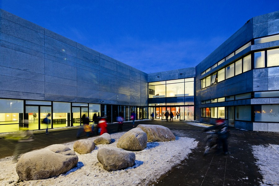 New City School Denmark Building E Architect