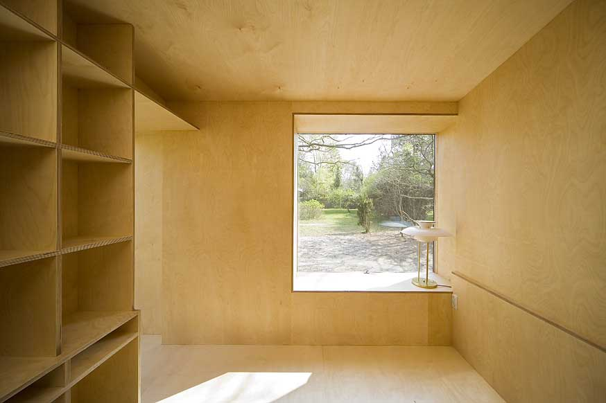 Reading Nest Denmark Photos Laesely Building E Architect