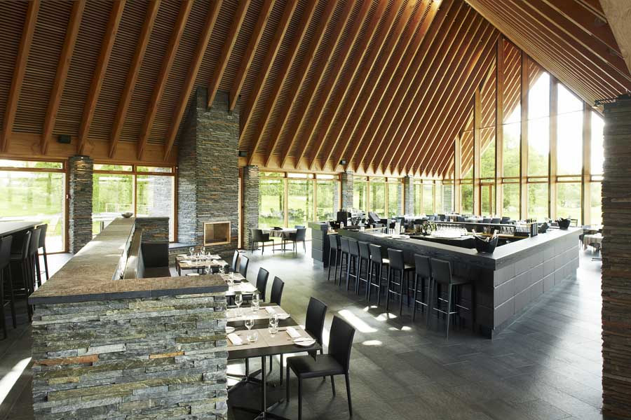 Scandinavian Golf Club Farum Building Denmark E Architect