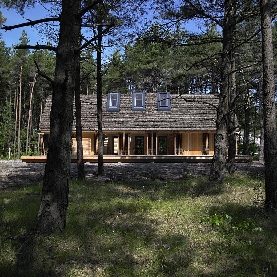 Danish Houses Residential Buildings Denmark earchitect