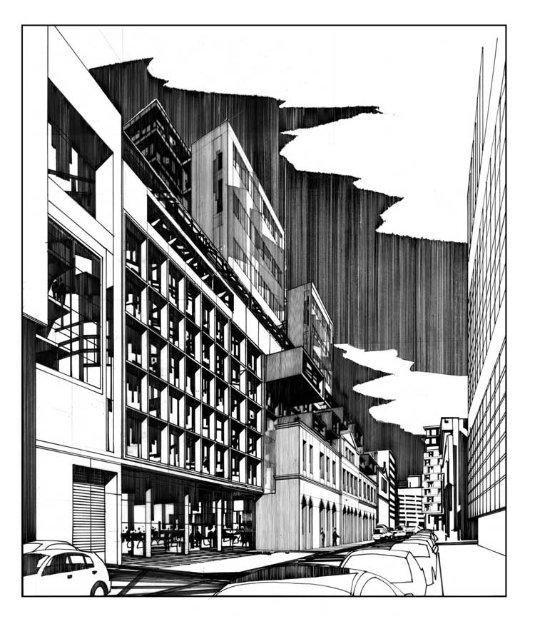 working drawings by alan dunlop  architect
