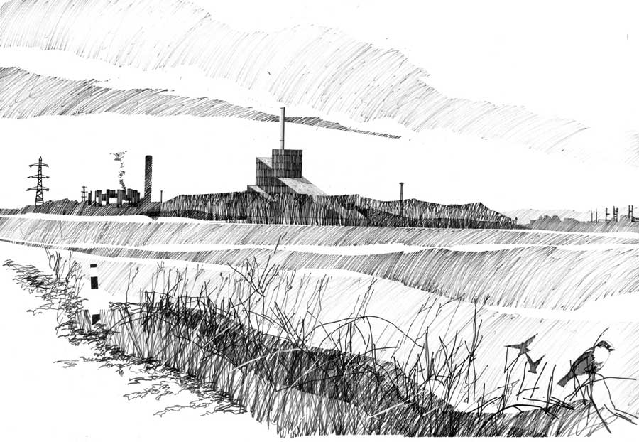 Line Art Architecture : Working drawings by alan dunlop architect e