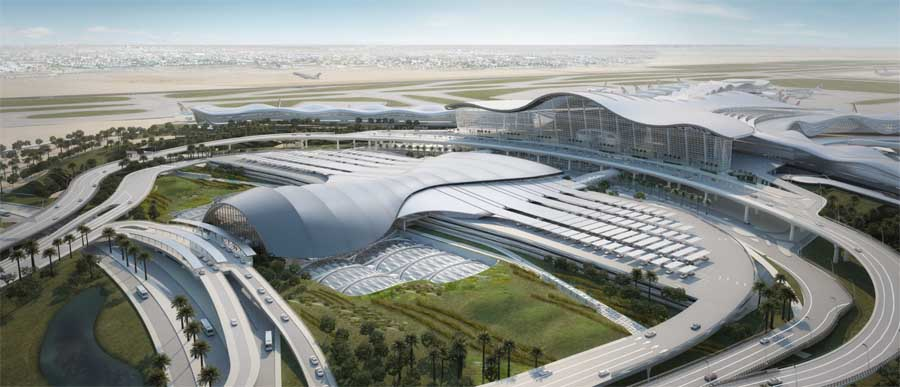 Abu dhabi intermodal transit centre uae e architect for Hispano international decor abu dhabi